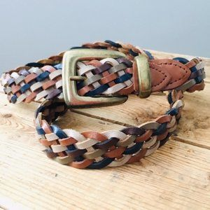 Accessories - Gorgeous Braided Leather Belt!
